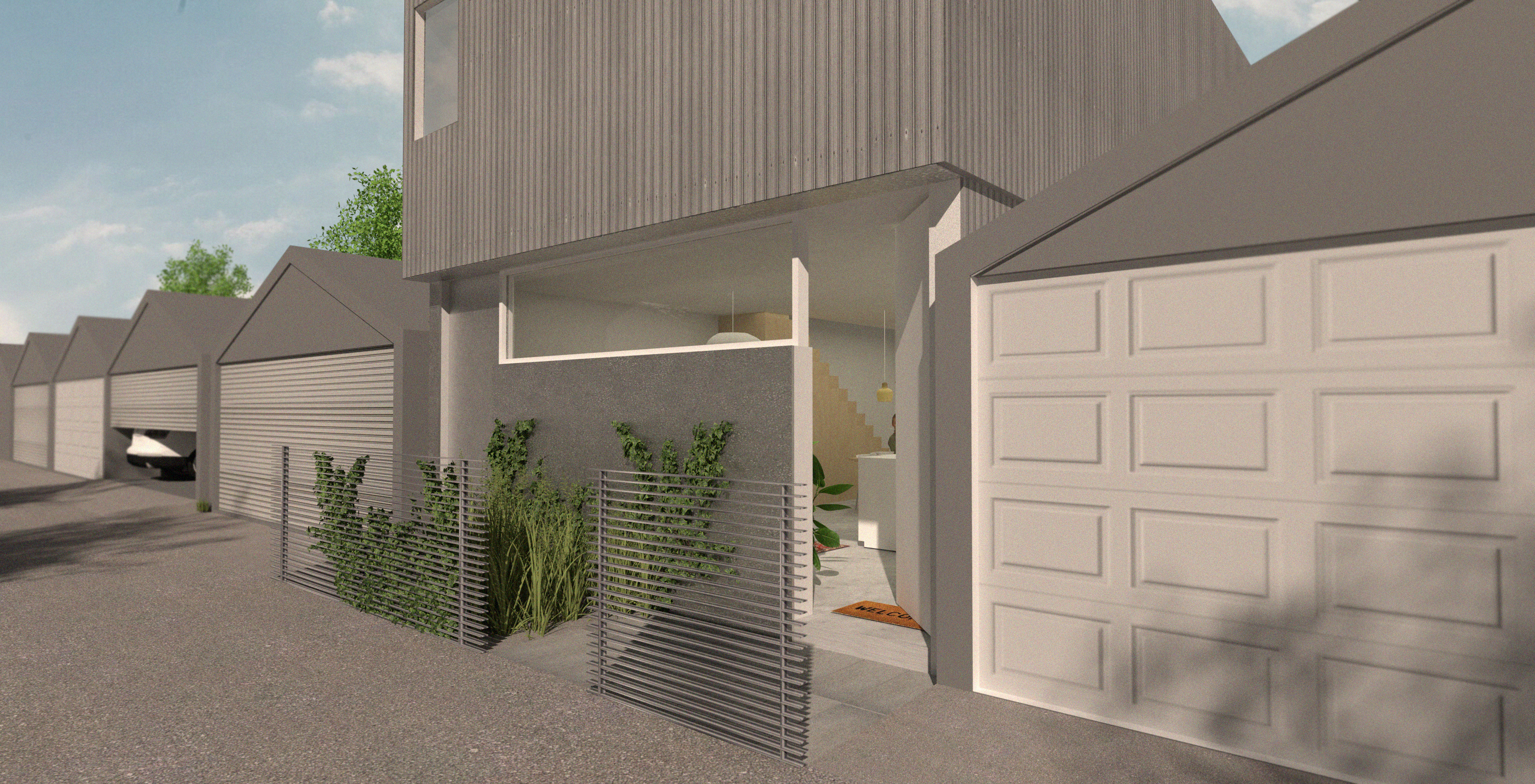 Exterior Rendering - From Lane